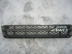 Решетка радиатора. Toyota Sprinter Carib, AE95 Двигатель 4AFHE