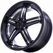 Sakura Wheels Z490. 8.0x19, 5x108.00, ET45