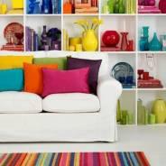Покраска деталей интерьера, стекла, мебели. Красим всё!