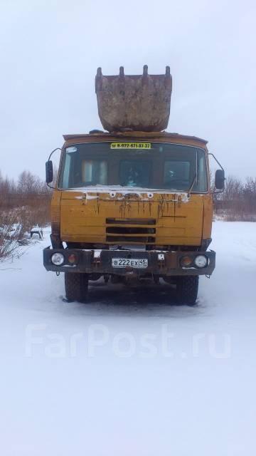 Tatra. Экскаватор татра УДС114, 0,50куб. м.