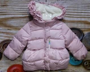 Куртки-пуховики. Рост: 80-86 см
