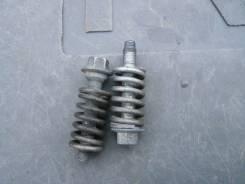 Крепление глушителя. Toyota Voxy, ZRR75G, ZRR75W Двигатели: 3ZRFE, 3ZRFAE