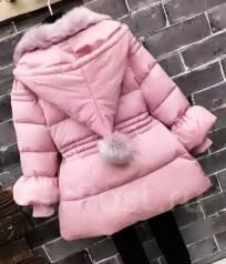 Куртки-пуховики. Рост: 104-110 см