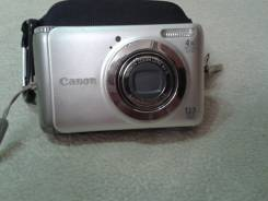 Canon PowerShot A3100 IS. 10 - 14.9 Мп, зум: 4х