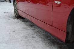 Порог пластиковый. BMW 3-Series, E90