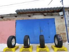 Bridgestone Dueler M/T. Грязь MT, 2011 год, износ: 5%, 4 шт