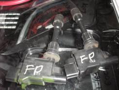 Катушка зажигания. Mazda Premacy, CP8W, CPEW Mazda Ford Ixion, CP8WF Mazda Familia, BJ5P, YR46U15, BJFW, ZR16U65, ZR16UX5, ZR16U85, YR46U35, BJFP, BJE...