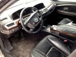 Динамик. BMW 7-Series, E65