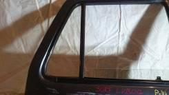 Форточка двери. Toyota Hilux Surf