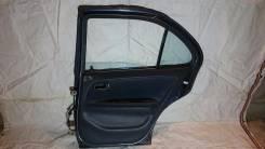 Обшивка двери. Toyota Sprinter, AE100