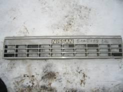 Решетка радиатора. Nissan Bluebird, U11 Двигатель CA18E