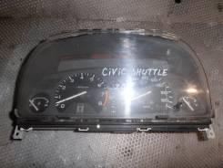 Панель приборов. Honda Civic Shuttle Двигатель ZC