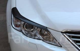 Накладка на фару. Toyota Mark X, GRX130. Под заказ