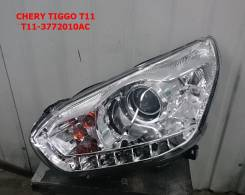 T11-3772010AC Фара левая Chery Tiggo T11