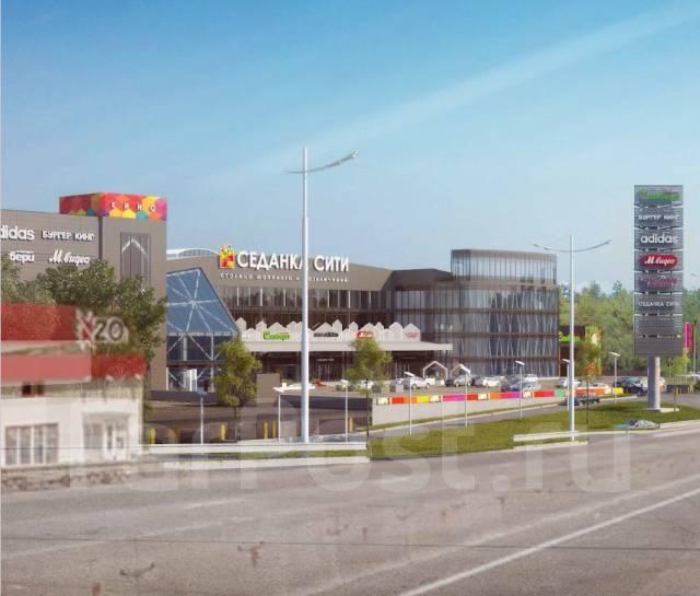 Торговые помещения. 94 000 кв.м., улица Полетаева 6д, р-н Седанка