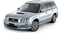 Крыло. Subaru Forester, SG5, SG9 Двигатели: EJ202, EJ205, EJ255