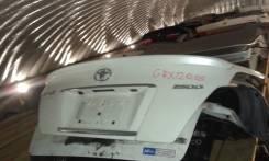 Крышка багажника. Toyota Mark X