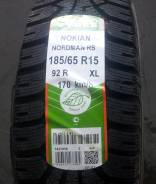 Nokian Nordman RS. Зимние, без шипов, без износа, 4 шт