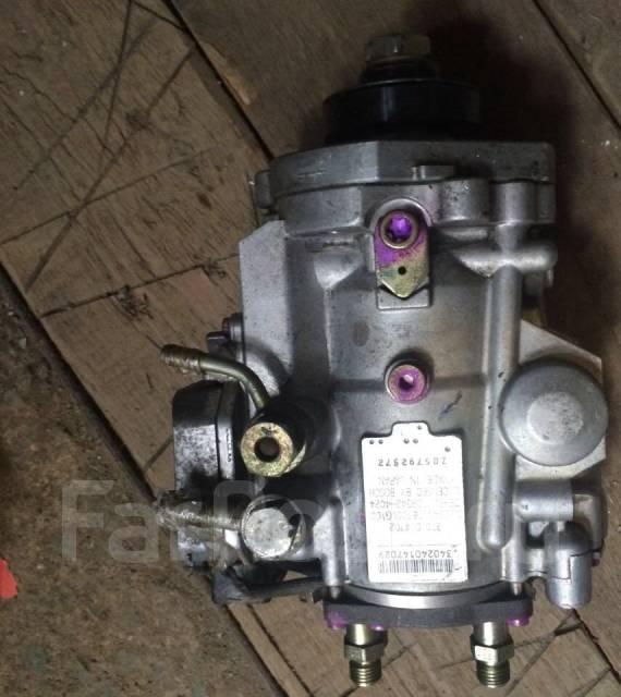 описание работы топливного насоса nissan patrol rd28ti