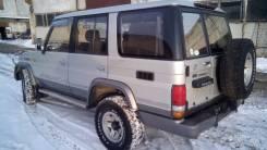 Toyota Land Cruiser Prado. KZJ78, 1KZT