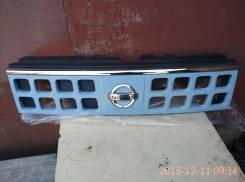 Решетка радиатора. Nissan Otti, H92W Двигатель 3G83