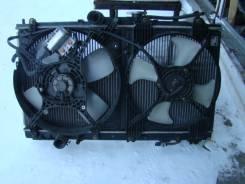 Радиатор охлаждения двигателя. Mitsubishi Legnum, EA1W, EA1A Mitsubishi Galant, EA1A Двигатель 4G93