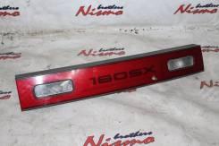 Вставка багажника. Nissan 180SX