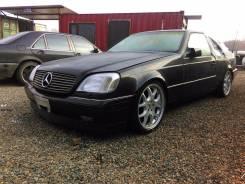 Mercedes-Benz CL-Class. C140, M120