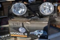 Фара противотуманная. Honda CR-V, RD5, RD4