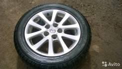"""Mazda. 6.0x16"""", 5x114.30, ET52.5, ЦО 52,5мм."""