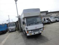 Mitsubishi Canter. будка - фургон, 1992, 2 800 куб. см., 1 500 кг. Под заказ