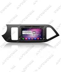 Штатная магнитола Kia Picanto/Morning c 2012 Winca s160 Android 4.4.4.