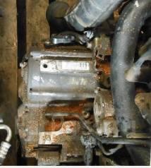 Автоматическая коробка переключения передач. Honda Accord, CF7 Двигатель F23A