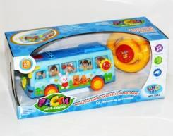 Радиоуправляемые автобусы. Под заказ