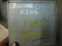 Блок управления двс. Honda Accord, GH-CF4 Honda Torneo, GH-CF4 Двигатель F20B