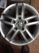Volkswagen. 7.5x17, 5x120.00, ET55, ЦО 57,1мм.