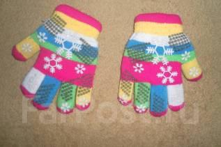 Перчатки. Рост: 80-86 см