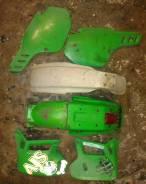 Пластик, обтекатели.