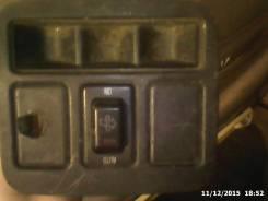 Кнопка. Mitsubishi Galant, E53A, E54A, E52A Двигатели: 6A12, 4G93, 6A11