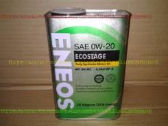 Eneos. Вязкость 0W20, синтетическое