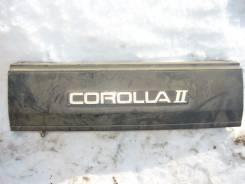 Вставка багажника. Toyota Corolla II Toyota Corolla 2, EL30 Двигатель 2E