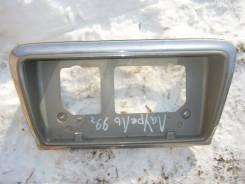 Вставка багажника. Nissan Laurel, SC35 Двигатели: RD28, RD28E