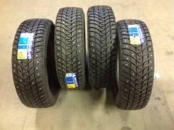 Michelin X-Ice North. Зимние, шипованные, 2015 год, без износа, 4 шт