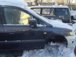 Дверь боковая. Mitsubishi Chariot Grandis, N84W, N94W, N86W, N96W