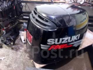 Suzuki. 115,00л.с., 4х тактный, бензин, нога X (635 мм), Год: 2005 год