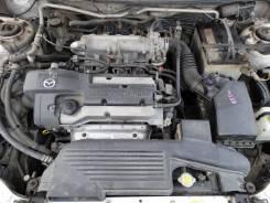 Двигатель на запчасти Mazda Familia