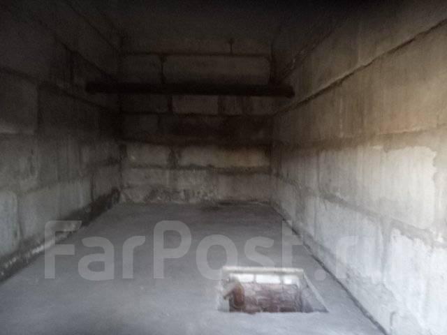 Боксы гаражные. улица Сахалинская 57, р-н Тихая, 28кв.м., подвал.