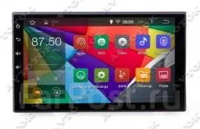 Универсальная магнитола 2 Din Android 7.1 1.6G CPU WI-FI