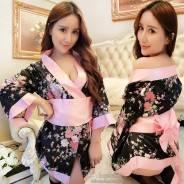 Халаты-кимоно. 40-44