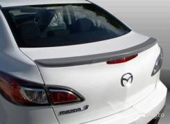 Спойлер. Mazda Mazda3, BL